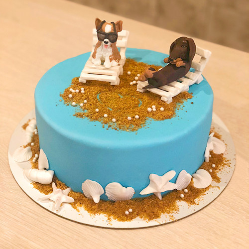 Торт Отпуск