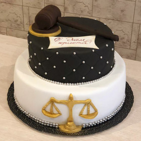 Торт для Юриста